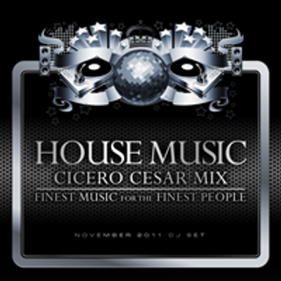 CLUB HOUSE DJ SET CICERO CESAR MIX