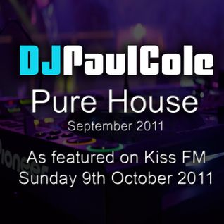 Kiss 100 Mix (Pure House Promo Sept 11)