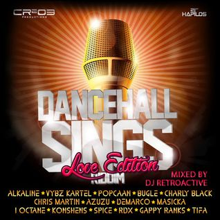 Dancehall Sings Riddim Mix (Love Edition) [Cr203 Records] February 2015