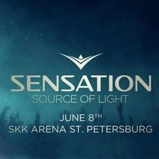Pete Tong - Live at Sensation Source Of Light (Russia) - 08.06.2013