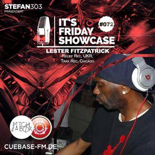 its Friday Showcase #072 Lester Fitzpatrick