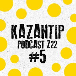 Kazantip Podcast #5 — Sahar Z