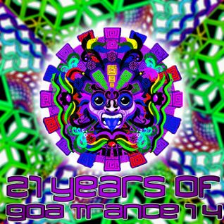 21 years of Goa Trance, part 14 - 1993-1998