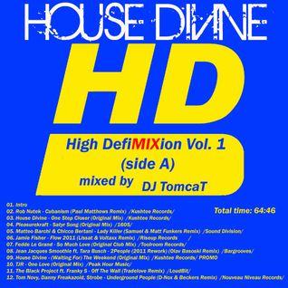 House Divine - High DefiMIXion Vol. 1 (side A)