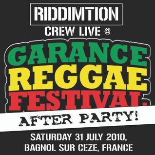 Riddimtion At Garance Reggae festival