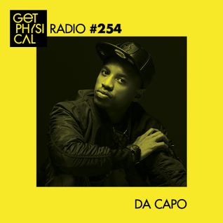 Get Physical Radio #254 mixed by Da Capo