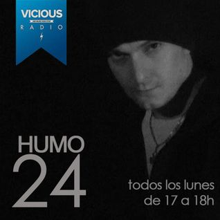 Humo 24 on Vicious Radio 07/04/2014