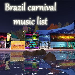 DJ PJ : Carnaval Do Brazil : (theme event at LCC : 16-02-2015)