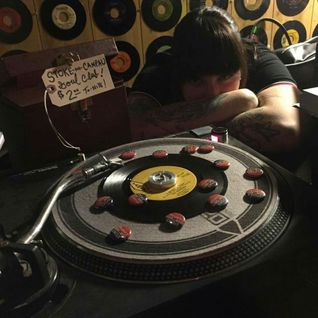 Erica Aytes - Northern soul and floor fillers - all 45s - St. Cece's in Detroit -  April 23, 2016