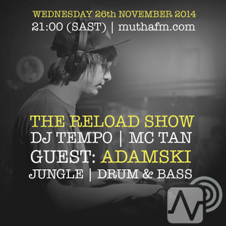 Adamski - Reload Show Mix