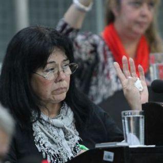 Concejal Susi Paz en La Voz