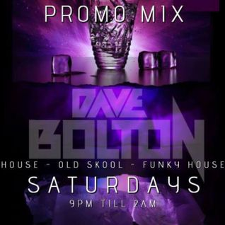 Dave Bolton - The Crafty Chandler PROMO MIX (October 2016)