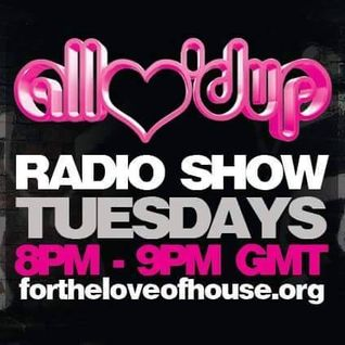 All Luv'Dup Radio Show - Jon Manley Guest Host Show - For The Love Of House