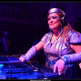 DJ Polyesta's Global Tech 'n House mixtape