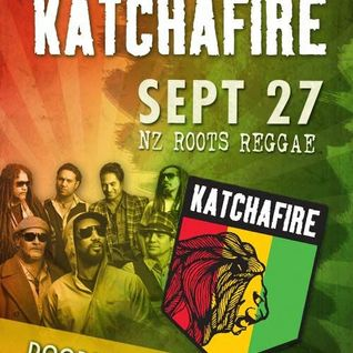 Katchafire - 9-27-2014 Blue Lake Casino, Blue Lake, CA (Humboldt County)