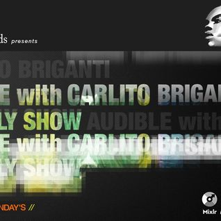 Carlito Briganti - Audible (Saturo Sounds Radio) September 2014