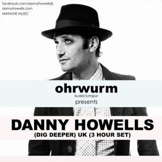 Danny Howells - Live at Vertigo Club, Kuala Lumpur, Malaysia (28-09-2012)