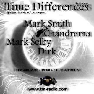 Mark Smith - Time Differences 195 (31st January 2016) on TM-Radio