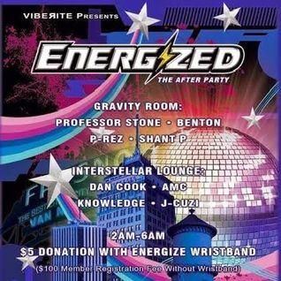Interstellar Lounge - Energized After Party - 2015