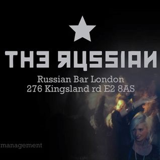 The Russian Bar - London - 3 Nov 2012