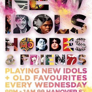 NeW IDoLs, 99 Hanover St, Edinburgh: w/Jealouskid (May '12)