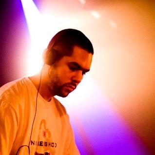 DJ Vapour - Sept 2012 Studio Mix