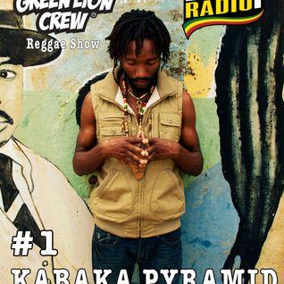 Green Lion Reggae Show- Reggae Revival with Kabaka Pyramid on Big Up Radio
