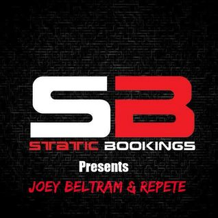 RePete & Joey Beltram Live. Static After Hours Brooklyn NY