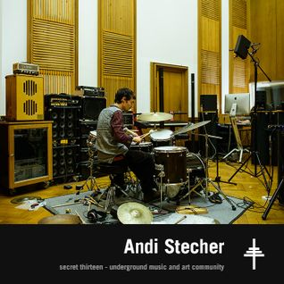 Andi Stecher - Secret Thirteen Mix 184