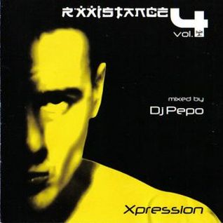 Rxxistance vol.4 xpression (continuous mix) Dj Pepo