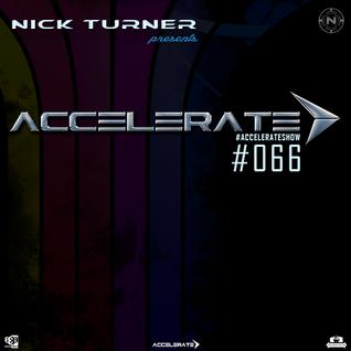 Nick Turner - ACCELERATE #066