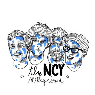 The NCY Milky Band's Influences