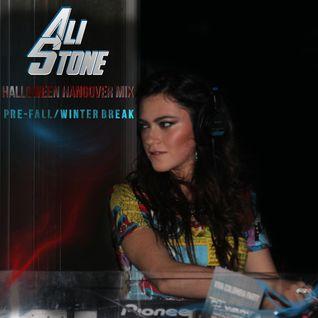 Ali Stone - Halloween Hangover Mix