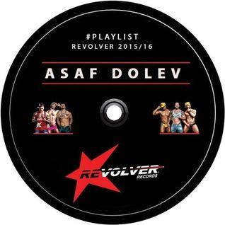 ASAF DOLEV - REVOLVER PARTY CSD 2016