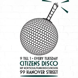 Charlie Craig, Jezz Simpson & Sean Laird 99 Hanover Street (29/12/15)