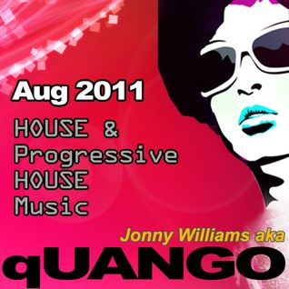 quango august 2011 house and progressive house mix