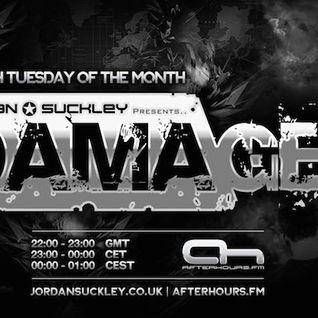 Jordan Suckley & XGenic - Damaged Radio 014 13-01-2015