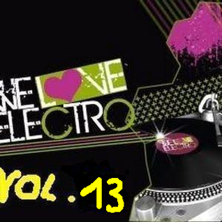 DJ Mariano - We Love Electro 013