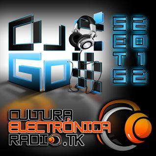DJ Go Studio Mix - Daniel Morales Set list (@FridayTrance 16/Feb/2012) - CulturaElectronicaRadio.tk