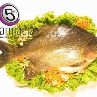 5 Minutos de Farmácia - 26Ago - Valor Nutricional do Peixe - Cláudia Santos