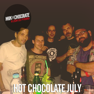 Hot Chocolate // July 2016