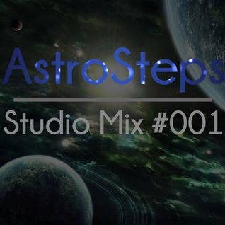 AstroSteps Studio Mix - 001 The Journey