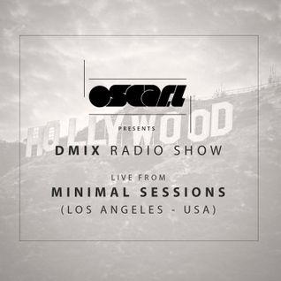 Oscar L Presents :: DMix Radioshow October 2015 - Live at Minimal Sessions, Hollywood - LA, USA