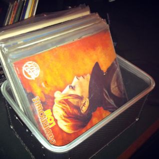 Eccentric Groove Ep. 215: Crate-full to Be Here - Aug 31, 2013