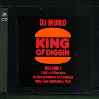 DJ Muro - King of Diggin' Volume 1 Side A
