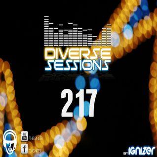 Ignizer - Diverse Sessions 217 Decimal Guest Mix
