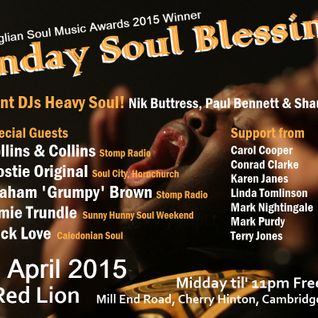 All Things Soulful on Stomp Radio 17-4-15