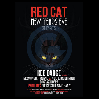 DJ GRAZZHOPPA LIVE @ RED CAT New Year's Eve