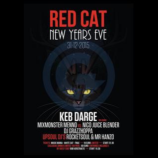 DJ GRAZZHOPPA LIVE @ RED CAT New Year's Eve