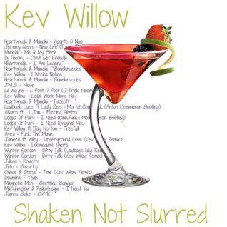 Shaken Not Slurred